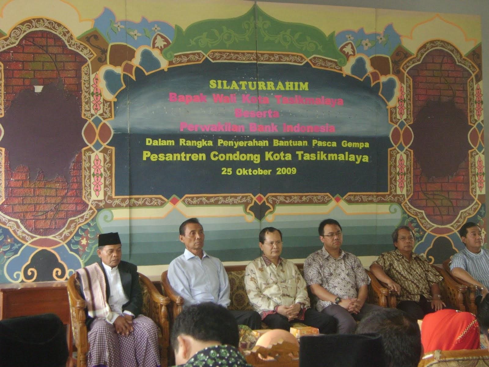 Wali Kota Tasikmalaya periode 2007-2012