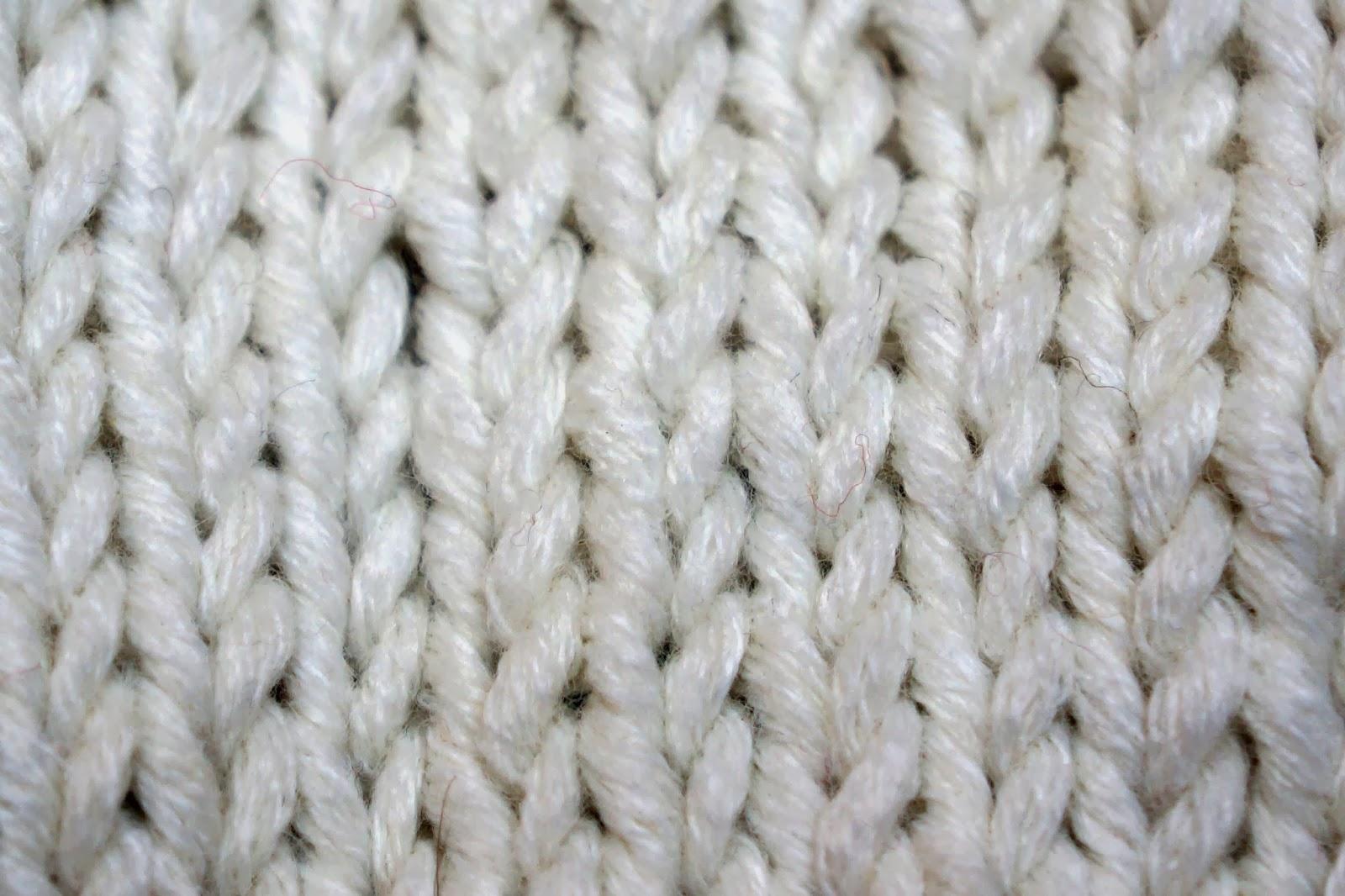 Základy pletení – Jak plést hladce – KUKURUKU fdf9161906