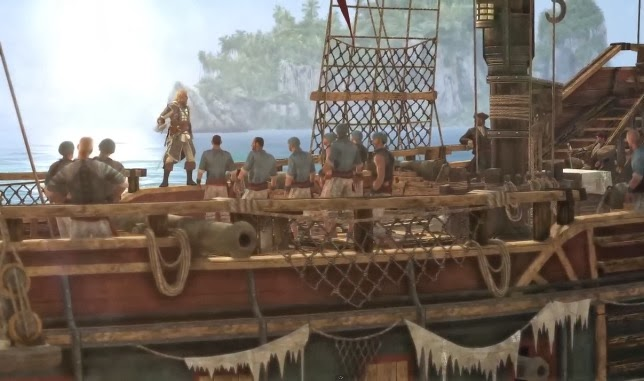 assassin's creed 4 black flag korsanlar