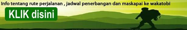 Info lengkap Wakatobi