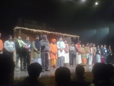 महोत्सव मे 'मैलोरंग'क 'ओरिजनल काम'