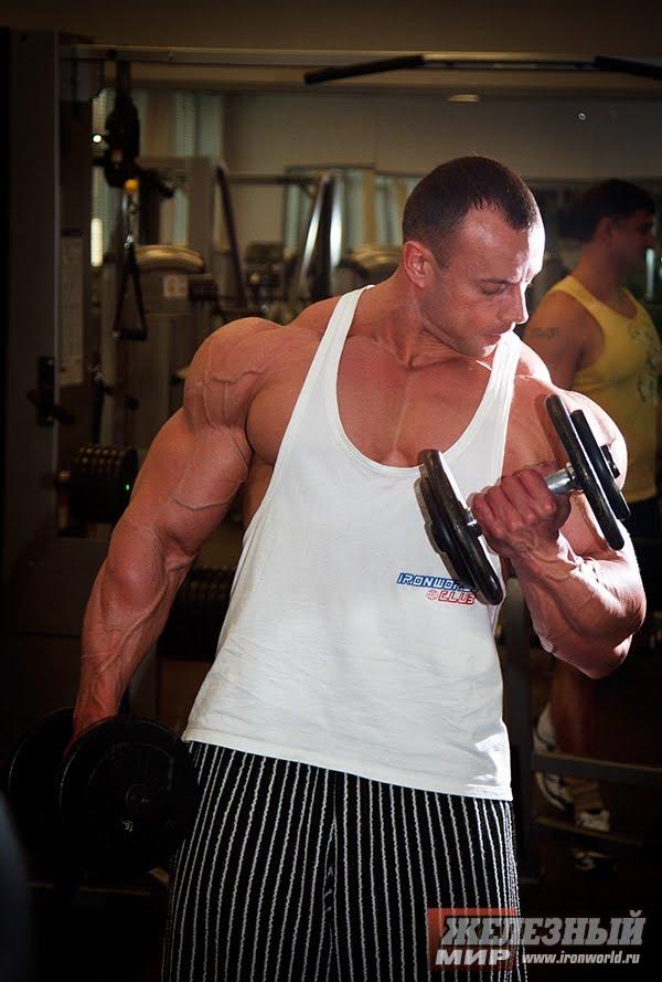 Sport e Muscle: Alexey Shabunya mais um Gigante Russo