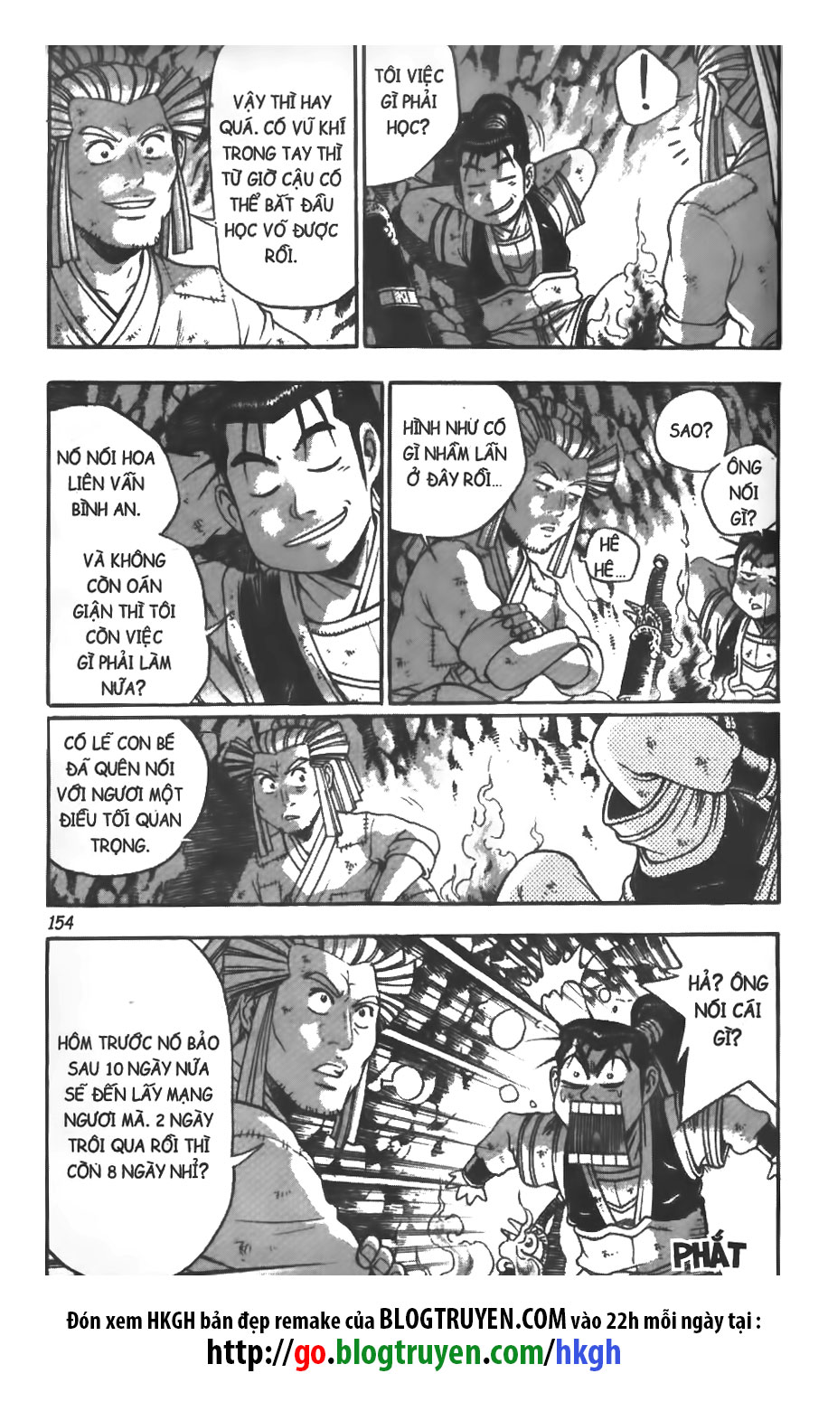 Hiệp Khách Giang Hồ chap 277 page 15 - IZTruyenTranh.com