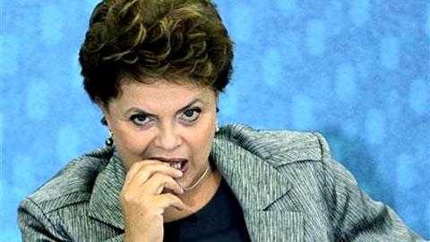ESTILO DILMA MOSTRA AVERSÃO DA PRESIDENTA À CORRUPÇÃO ENDÊMICA NO BRASIL