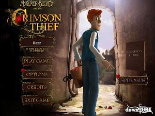 Mortimer Beckett (4) & The Crimson Thief Premium Edition [FINAL]