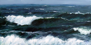 Big Waves by Liza Hirst