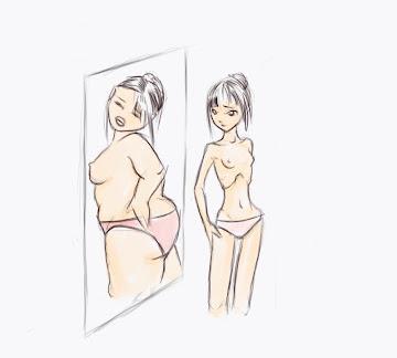 Mírate al espejo y dime si el ojo te engaña