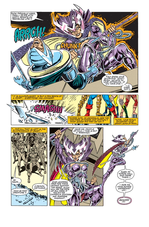 Captain America (1968) Issue #399e #342 - English 21