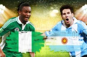 Prediksi Skor Nigeria vs Argentina 25 Juni 2014 Piala Dunia