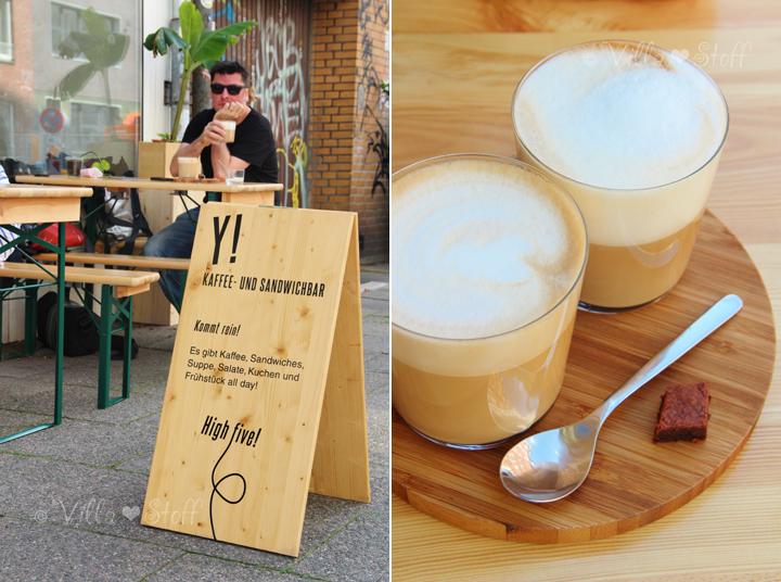 Caféliebe   Herbary & Y Kaffeebar St.Pauli