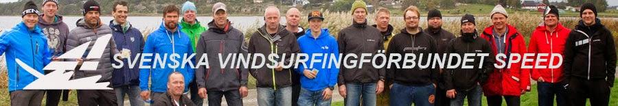 Svenska Vindsurfingförbundet Speed Cup