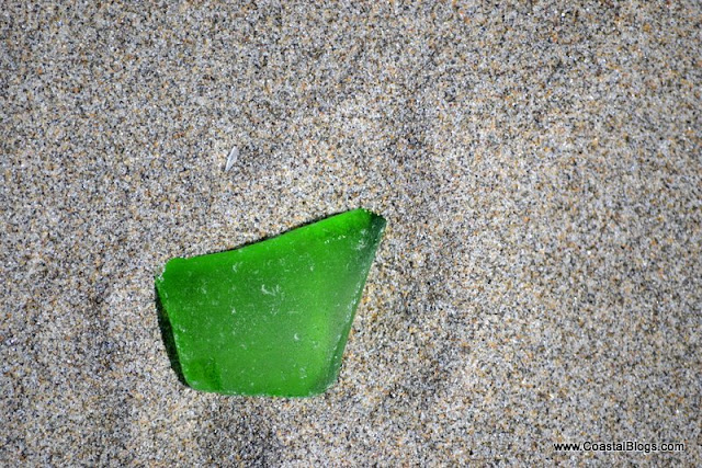 Make Your Own Sea Glass Coastal Craft