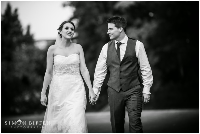 Bride and Groom wedding photographs