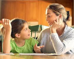 Tips Menjadi Pendengar Yang Bagus Untuk Anak