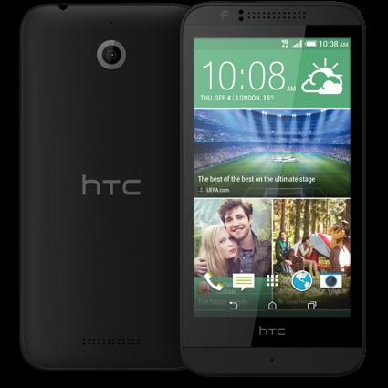 HTC Desire 510 (black)