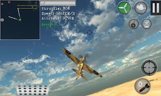 Screenshots of the Sky fighters for Android tablet, phone.