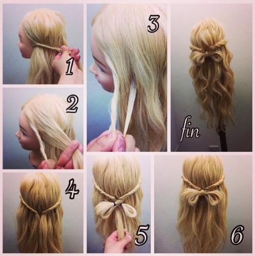 peinado escalera tutorial aqu
