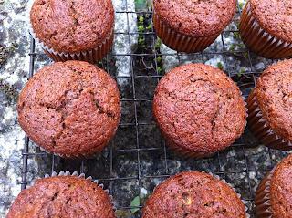 Wensleydale Muffins