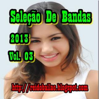 SELEÇÃO DE BANDAS 2013 VOL 03