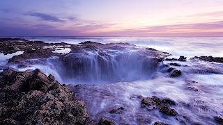Fondo Oregon Thor's Well Naturaleza