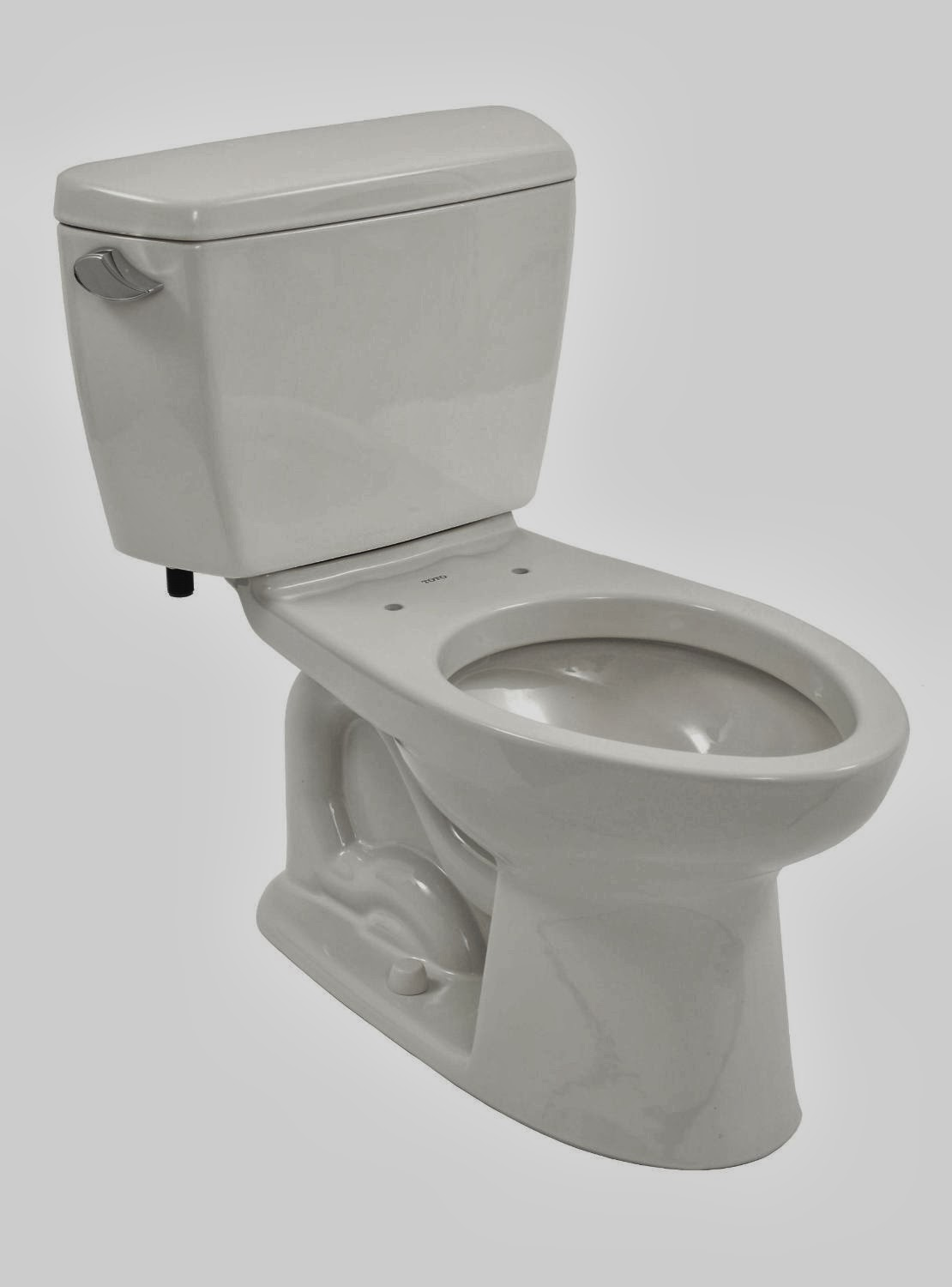 Toilets: Buy TOTO CST744SG-01 Drake 2-Piece Toilet with Elongated ...