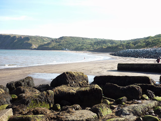 Runswick Bay, North East England Day Out