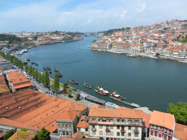 Порту и река Дору