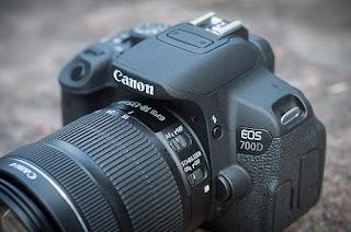 Kamera Canon 700D Harga dan Spesifikasi