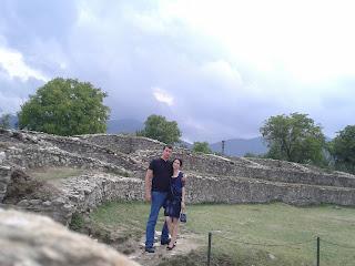 Ulpia Traiana Sarmizegetusa: in amfiteatru