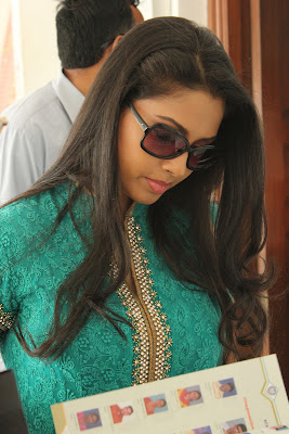 pooja in panimalar college glamour  images