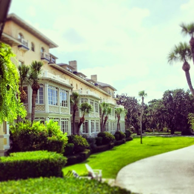 The Best of 2014 in Food and Travel; Jekyll Island Club Hotel
