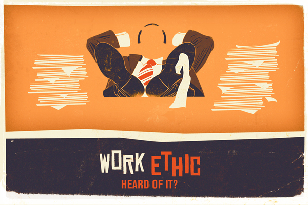 work ethic skills