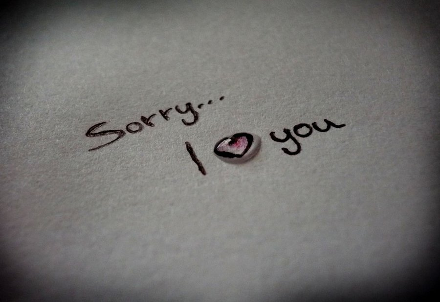 Sorry For Loving You