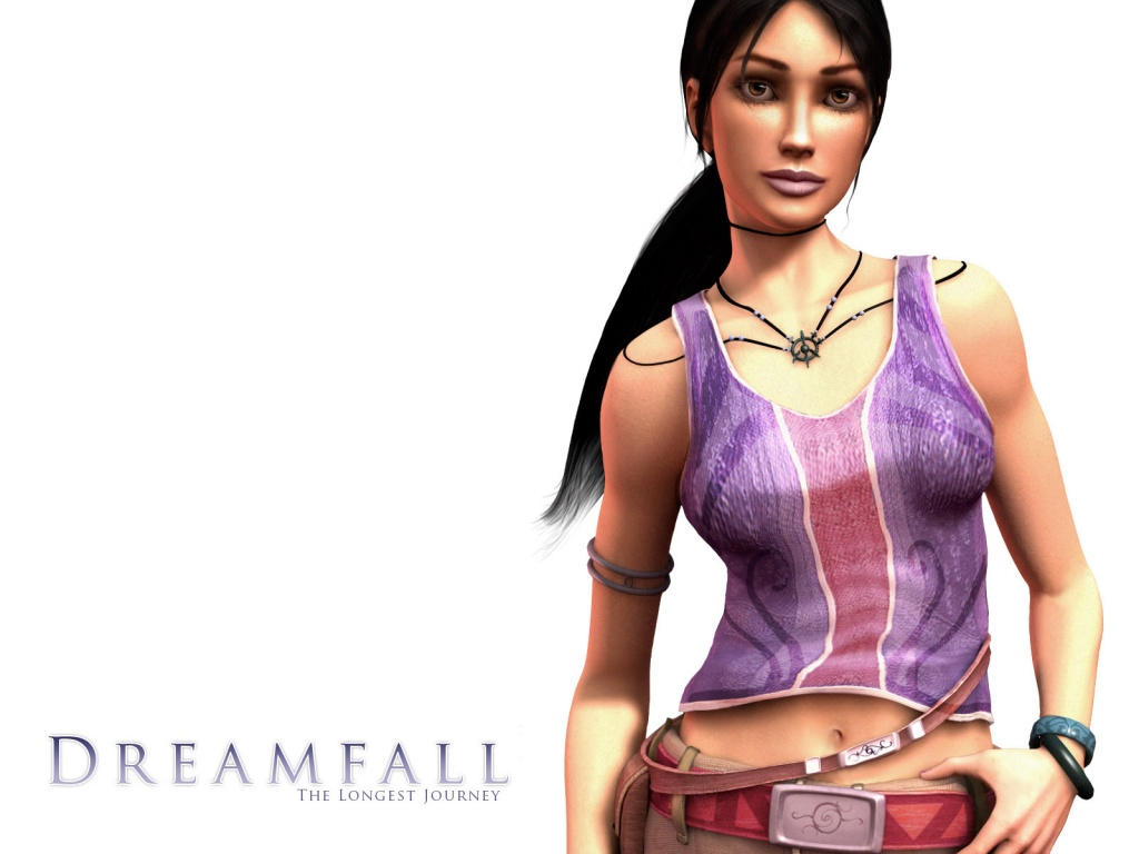 dreamfall hot girl wallpapers