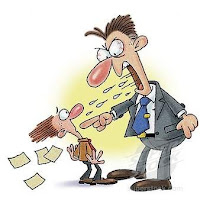 tips-cara menghadapi kemarahan atasan-bos