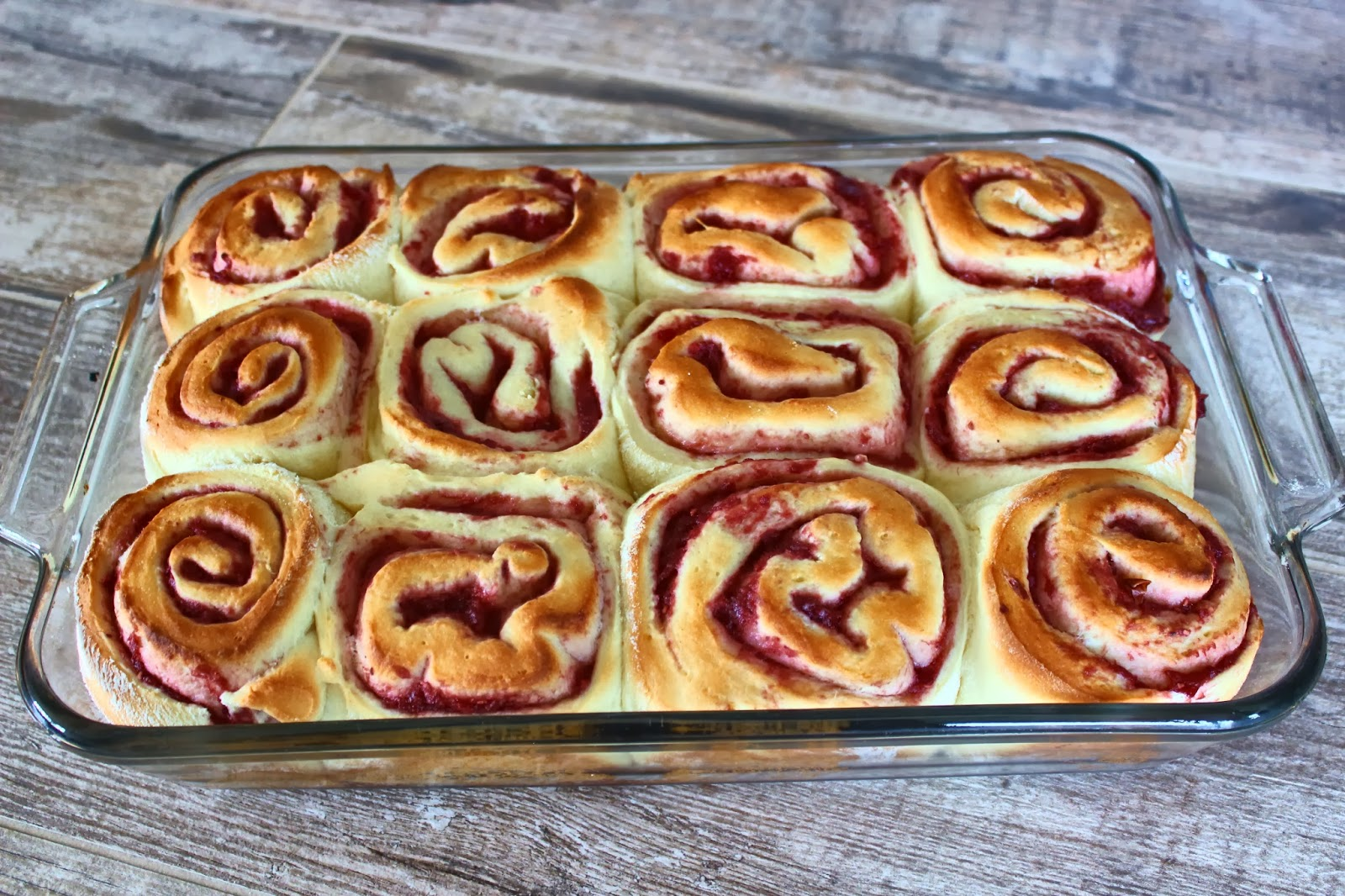 Lemon Raspberry Breakfast Rolls Recipes — Dishmaps
