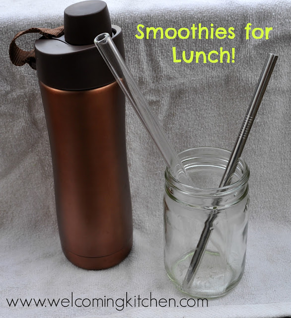 Back to School Nut-free Lunch Ideas from Welcoming Kitchen