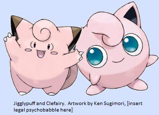 Pokemon clefairy evolution