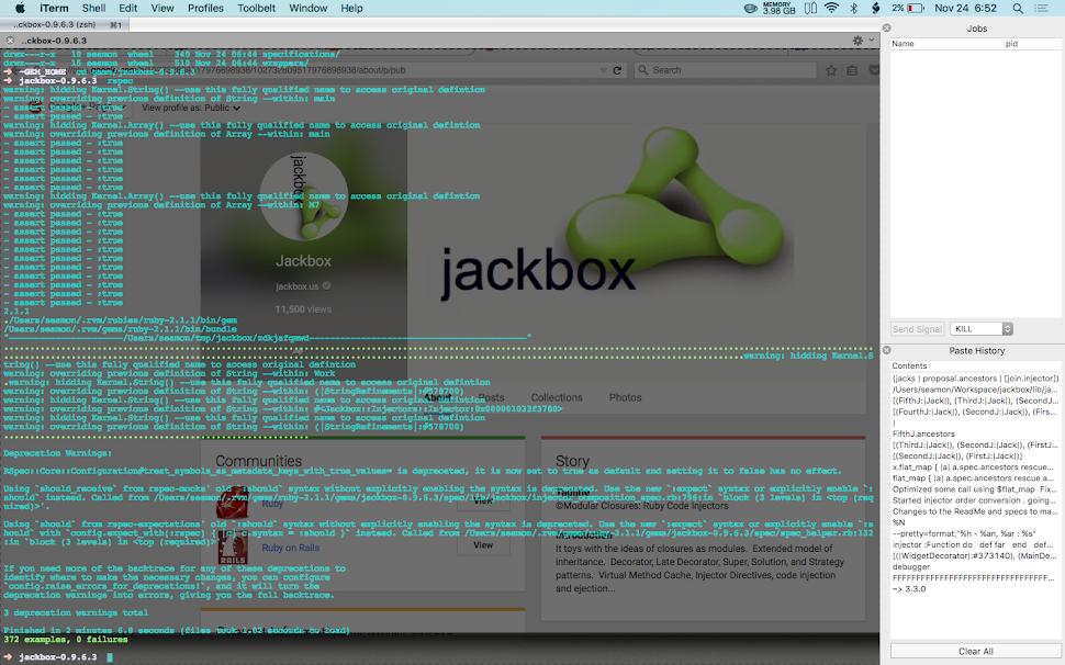 Rspec Screenshot