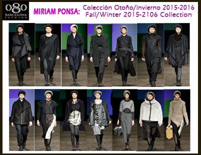 Miriam Ponsa F/W 2015-2016