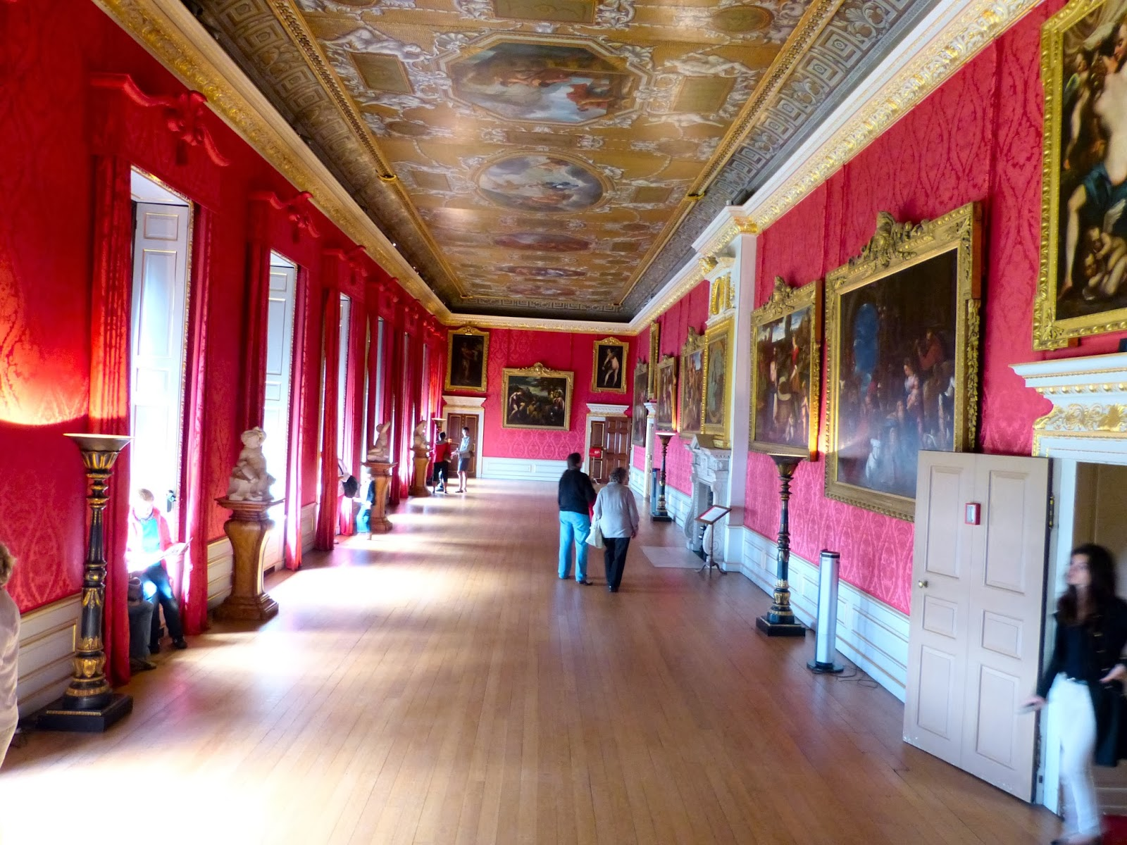 Regency history regency history s guide to kensington palace Kensington palace state rooms