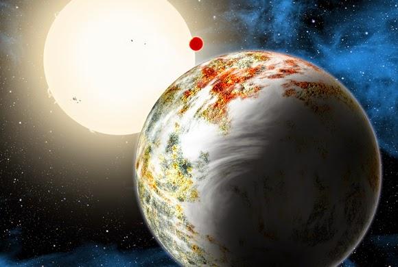 Eureka! Planet Super-Raksasa Kembaran Bumi Ditemukan