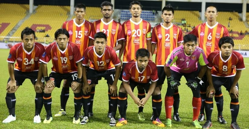 jersi Sime Darby 2014 (home)