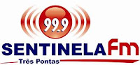 ouvir a Rádio 99 FM Sentinela 99,9 Três Pontas MG