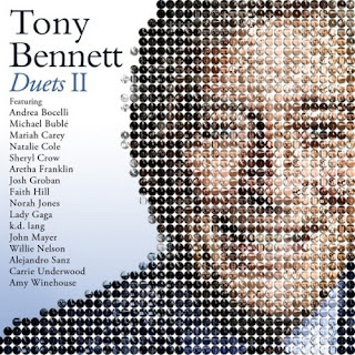 Tony Bennett Ft. Alejandro Sanz - Yesterday I Heard The Rain Lyrics