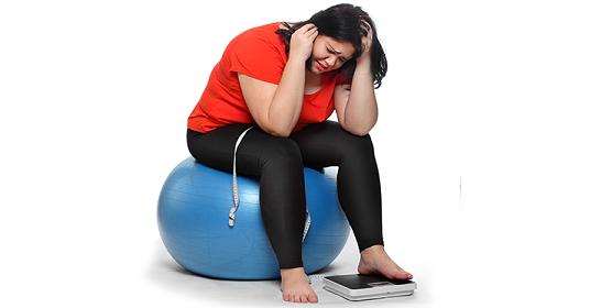 أسباب لفشل الرجيم وزيادة الوزن
