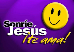 SONRIE JESUS TE AMA