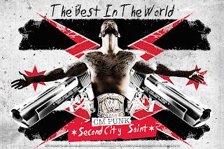 WWE CM Punk hd Wallpaper