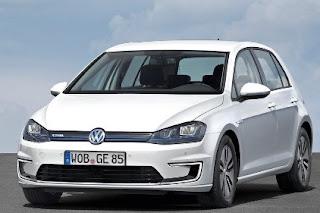 ΤΟ E-Golf της VW
