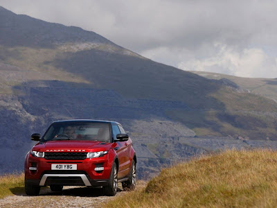 Range Rover Evoque Off Road Normal Resolution HD Wallpaper 7